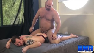 Gay Studs Breed Raw After Dick Sucking
