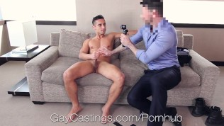 GayCastings Horny Buff Guy Needed To Pay Bills