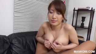 Yummy Mitsuki gets some cock